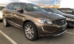 Make Volvo Model XC60 Year 2017 Colour Bronze kms 14500 Trans Automatic Price: $49,990 Stock Number: 86977 VIN: YV449MRK3H2155495 Engine: I-4 cyl Fuel: Premium Unleaded Every one of our vehicles has been inspected, mechanically reconditioned, detailed and