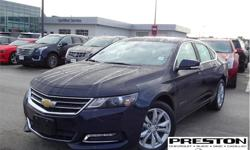 Make Chevrolet Model Impala Year 2018 Colour Blue kms 17295 Trans Automatic Price: $25,995 Stock Number: X26141 VIN: 2G1105S31J9161207 Interior Colour: Grey Local, clean accident free history on car proof, extra clean in and out, well kept by the owner,