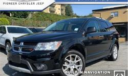 Make Dodge Model Journey Year 2018 Colour Black kms 25190 Trans Automatic Price: $29,795 Stock Number: A9828 VIN: 3C4PDDFG3JT219828 Engine: 283HP 3.6L V6 Cylinder Engine Fuel: Gasoline Leather Seats, Bluetooth, Heated Seats, Heated Steering Wheel, Premium