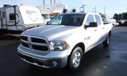 Make Dodge Model Ram 1500 Year 2018 Colour Gray kms 17173 Trans Automatic Stock #: BC0030635 VIN: 1C6RR7TT5JS267191 2018 Dodge Ram 1500 Outdoorsman Crew Cab 6.5 ft Box 4WD, 5.7L, 8 cylinder, 4 door, automatic, 4WD, cruise control, air conditioning, AM/FM