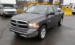 Model 1500 Year 2018 Colour Gray Trans Automatic kms 21459 Stock #: BC0030681 VIN: 1C6RR7TT8JS223718 2018 Dodge RAM 1500 SLT Crew Cab 6.5ft Regular Box 4WD, 5.7L, 8 cylinder, 4 door, automatic, 4WD, cruise control, air conditioning, AM/FM radio, power