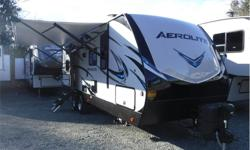 Price: $37,980 Stock Number: 18N0050 VIN: 4YDT25726JP910883 Interior Colour: Nightscape When you are seeking sleeping space for 8, and wanting an outdoor kitchen on your next travel trailer then stop searching!  This Dutchmen Aerolite model