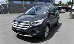 Make Ford Model Escape Year 2018 Colour Grey kms 23188 Trans Automatic Price: $29,888 Stock Number: D24221 VIN: 1FMCU9J9XJUA37632 Interior Colour: Black Engine: 2.0L ECOBOOST Cylinders: 4 Fuel: Gasoline Accident Free, Wifi, Dual Exhaust, Heated Steering