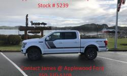 Make Ford Model F-150 SuperCrew Year 2018 Colour White Trans Automatic TRADES!!! Yes I take trades, I pay top Dollar for your TRADES So can go towards a big down payment towards your new VEHICLE!!! CREDIT!!! NO matter what your credit I will get you