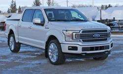 Make Ford Model Limited Year 2018 Colour White kms 7797 Trans Automatic No Haggle, No Hassle Price SAVE $18,870 FROM NEW *LIMITED TIME ONLY STANDARD EQUIPMENT: Power and Handling Axle, Front - Independent Front Suspension Two-speed automatic four-wheel