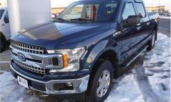 Make Ford Model F-150 Year 2018 Colour Blue kms 40415 Trans Automatic Price: $43,998 Stock Number: 145348 VIN: 1FTFW1E51JFA09419 Interior Colour: Grey Cylinders: 8 - Cyl Fuel: Gasoline This 2018 Ford F-150 XLT XTR Supercrew 5 Passenger 4X4 6.5-Foot Medium