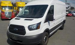 Make Ford Year 2018 Colour White kms 41133 Stock #: BC0030304 VIN: 1FTYR2CM2JKA18086 2018 Ford Transit 250 Van Med. Roof w/Sliding Pass. 148-in. WB, 3.7L, 6 cylinder, 3 door, automatic (tiptronic), FWD, air conditioning, AM/FM radio, auxiliary plug-in,