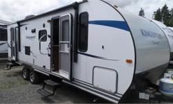 Price: $27,716 Stock Number: R419 2018 Gulf Stream Conquest Lite Ultra-Lite 268BH The Ultra-Lite and Super Lite trailers of the Conquest Lite brand are the most economical part of the Conquest product line. With 10 innovative floor plans from 19 to 27