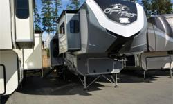 Price: $92,850 Stock Number: 833211-4075 VIN: 58TCH0BV8J3XF3121 Interior Colour: Hazelnut This front living Open Range 3X fifth wheel model 387RBS by Highland Ridge has everything to keep you comfortable while you travel. You will love the raised front