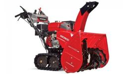 Price: $4,999 $196 Freight, Assembly, and Pre-Delivery Inspection Engine Type: GX390T2, 4-stroke, OHV, single-cylinder Engine Manufacturer: Honda Engine Displacement: 389 cc (23.7 CID) Width: 81 cm (31.9 in.) Starting: Electric (12 VDC), Recoil back-up