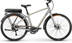 We have the iZip E3 Path Plus e-bikes on sale. These e-bikes use Shimano STePS 6000 electric systems, meaning you can get service parts at most bike shops, and Shimano has a history of supporting what they sell for a very long time. The more you spend on