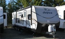 Price: $41,780 Stock Number: 836138-4172 VIN: 1UJBJ0BT2J1TR0740 Interior Colour: Saddle Jayco Jay Flight 32BHDS?travel trailer highlights: Dual Entry Bunkhouse U-Shaped Dinette Sofa Queen Simmons Mattress Outside Kitchen ? The family, a few friends, and