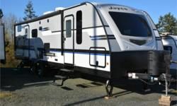Price: $51,650 Stock Number: 864519-4190 VIN: 1UJBJ0BSXJ14A0420 Jayco White Hawk 29BH travel trailer highlights: Bunk Beds Outdoor Kitchen Two Entry/Exit Doors Self-Adjusting Electric Brakes 21' Electric Awning with LED Lights Magnum Truss Roof System