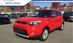 Make Kia Model Soul Year 2018 Colour Inferno Red kms 19662 Trans Automatic Price: $18,900 Stock Number: DE0358 VIN: KNDJP3A5XJ7510358 Interior Colour: Black Engine: 161HP 2.0L 4 Cylinder Engine Fuel: Gasoline Heated Seats, Rear View Camera, Heated