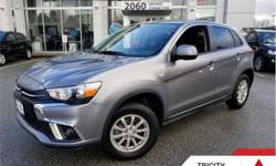 Make Mitsubishi Model RVR Year 2018 Colour Grey kms 35204 Trans Automatic Price: $22,995 Stock Number: BC1892 VIN: JA4AJ3AU4JZ601892 Engine: 148HP 2.0L 4 Cylinder Engine Fuel: Gasoline This vehicle qualifies for certified pre-owned benefits, which