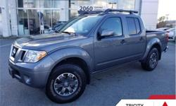 Make Nissan Model Frontier Year 2018 kms 10670 Trans Automatic Price: $34,995 Stock Number: TC2765 VIN: 1N6AD0EV1JN732765 Engine: 261HP 4.0L V6 Cylinder Engine Fuel: Gasoline Low Mileage, Navigation, Bluetooth, Rear View Camera, Aluminum Wheels,