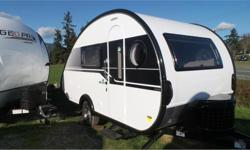 Price: $39,815 Stock Number: R484 2018 T@B 400 YOU'LL LOVE ALL THESE FEATURES OF THE T@B 320 TEARDROP CAMPERnüCamp RV believes in providing the highest quality recreational vehicle product available on the North American market (in the world, actually,