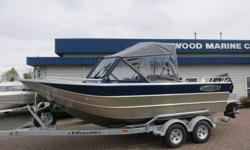 2018 THUNDERJET 20 CHINOOK SOFT TOP Comes powered by a Suzuki DF150TX and packaged with an EZ Loader Tandem Trailer with Disc Brakes. Factory options include: Hydraulic Tilt Steering Full Platform Kicker Bracket Full Platform w/3 Step Under Mount Ladder