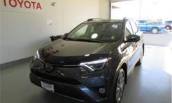 Make Toyota Model RAV4 Year 2018 Colour Grey kms 19062 Price: $39,995 Stock Number: 19585AH VIN: JTMDJREV4JD169875 Interior Colour: Black Cylinders: 4 Fuel: Hybrid Call us toll-free at 1 877 295-1367