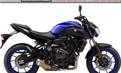 2018 Yamaha MT-07 ABS Sport Motorcycle * Pre-order Now! * $8299. What used to be the FZ-07 is now the MT-07 with improvements for 2018. New rear shock damping and spring pre-load adjustment, new front fork settings, new radiator side covers, new seats and
