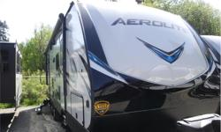 Price: $44,980 Stock Number: 19N0108 VIN: 4YDT29226K910124 Interior Colour: Nightscape Designed for maximum comfort, style, and interior headroom, Aerolite is the premier choice in lightweight travel trailers.  Dutchmen is a division of Keystone RV