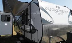 Price: $52,995 Stock Number: R473 2019 Outdoors RV Titanium Creek Side 21KVS Our premium trim pkg that can be applied to many of the floor plans offered in the mountain series Available in both travel trailer and 5th wheel floor plans If you are the