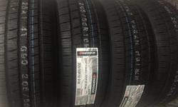 New set of Hankook tires 205/55/16