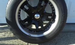 """20"""" Rozzi rims only. 5 bolt pattern. Sold my 2003 Ford F-150, no longer needed, may fit others."""