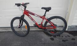 21 Speed Point Zero bicycle. Great condition! WIth disc brake on front wheel.