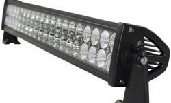 SPECIAL PRICE 22 INCH DUAL BEAM LED LIGHTS 12VOLT WITH BRACKETS ONLY 140.00 EACH ONLY 2 LEFT VERY BRIGHT also 17 inch super bright dual led lights with switch 1LEFT available BUY ALL AND SAVE 6 inch spots 25.00 , .METAL HOUSING. BRIGHT AND CAN BE MOUNTED
