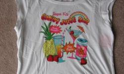 BRAND NEW super fun tee from La Senza Candy line! at the Candy Juice bar....free refills..LOVE IT! come on by and get one today!