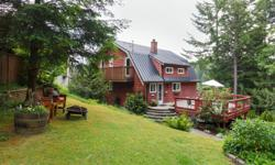 # Bath 4 Sq Ft 3016 MLS 365941 # Bed 6 Shawnigan Lakefront home now available! This warm, bright chalet style home is located on one piece of property on the lakeshore side, & features 5 bed, 3 bath, includes 1 bedroom suite +detached 1 bed/bath cottage.