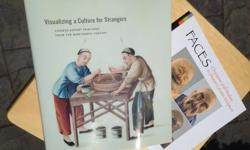 Brand new books from Victoria art Gallery. Faces: character and wisdom in Shiwan ceramic sculpture (by Barry Till) Visualizing a culture for strangers (by Barry Till)