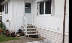 # Bath 1 Sq Ft 726 MLS 409425 # Bed 2 MLS® # 409425 Seller motivated! Neat and tidy 2 bedroom mobile home in desirable 55+ Springwood Park, a very well maintained park that's in a great location! This unit backs onto a treed green space, so there is ample