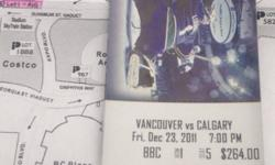 Best buy club tickets for the dec 23 canucks game against the calgary flames. Free food and drinks and free parking. Row 1 seat 5 and 6. Call me for more information 778 847 0177 This ad was posted with the Kijiji Classifieds app.
