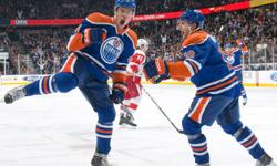 OUTSTANDING DEAL: 170$ for a set of 2 EXCELLENT tickets: Section 235, Row 31, Side-by-side at end where the Oilers attack TWICE!!  DON'T MISS OUT ON DANY HEATLEY COMING BACK TO REXALL AS PUBLIC ENEMY NUMBER 1 IN A CLASH OF DIVISIONAL RIVALS!!