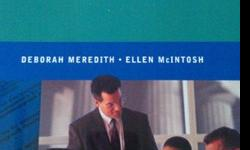 """For UBC Comm 393 Commercial LawWritten by Deborah Meredith and Ellen McIntosh, 90% brand new!!selling alone for $35 OR;selling for $80 TOGETHER with the textbook """"The Law and Business Administration in Canada 12th edition""""*Please to my Gmail at"""