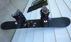 Nitro SnowboardRossignol Zena HC BindingsBurton Size 8 BootsUsed only a few times, in excellent condition.Asking $400.00 oboCall: 250-863-6243