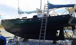 The boat needs finishing on the inside and paint on the outside. It got a new bottom paint and zincs last summer. It has rust stains but only surface rust nothing deep. Also the motor does not start. serious inquires only please... Must sale will consider