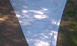 "2 North Sails, 1 Sobstad, 1 Letch McBride approx 22'4"" x 23' x 13' plastic hanks From $150 to $70 or make me an offer for all 5. Some have patches, but all are usable."