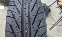 4 Michelin Hydroedge 205 70 r15 Tires with 90% tred remaining, used for one season only an are great tires. Asking $350