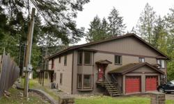 """# Bath 5 Sq Ft 3905 MLS 411748 # Bed 6 This 3,905 sqft home has 6 bedrooms and 5 bathrooms. In a great location, minutes from the ferry and amenities of beautiful Salt Spring Island. This property is sold """"As is"""". Measurements are approximate, please"""