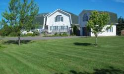 # Bath 3 Sq Ft 3420 # Bed 3 Phenomenal piece of Real Estate centrally located on beautiful PEI. This home boasts huge potential. Whether you are looking for an in-law/granny suite or a bed and breakfast or maybe you need the space for your growing family.