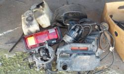 My Dakota is gone and I do not need these parts anymore which were pulled off my running parts truck when I scrapped it... check out the pics there's a bunch of goodies there...ecu is probably worth what I'm askin for the whole lot.