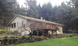 # Bath 1 Sq Ft 1086 # Bed 3 The perfect older family cottage on .96acre with ocean glimpses on Thetis Island. This 3 bdr, 1 bath, bungalow is southfacing with sun all day and ocean glimpses, sits on a partial unfinished basement for storage. Single garage