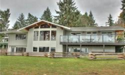 # Bath 3 Sq Ft 2986 # Bed 5 HOME IS NOW SOLD SUBJECT TO PROBATE ONLY. With a rare blend of superb views of Brentwood Bay and Saanich Inlet, a quiet and private near half acre lot, custom designed mid century modern design open concept 2986 sq ft home, and