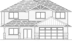 # Bath 2 Sq Ft 2312 MLS 413806 # Bed 3 Featuring a 2,312 sq ft floor plan on two levels. The open concept kitchen, dining and living area is light and bright showcasing a gas fireplace, and gorgeous hardwood flooring. The covered patio is accessed off the