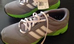 Adidas men's runners - $60 OBO Brand new runners that have never been used (tag is still on it!) Size 9