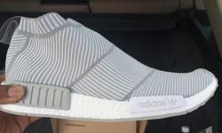 Adidas NMD CS1 City Sock PK Grey size 11. Brand new DS bought from adidas.com and comes with receipt.