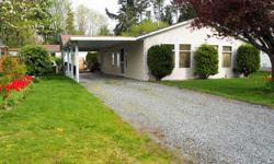 # Bath 1 Sq Ft 1078 MLS 407097 # Bed 3 Cared for and clean 3 bdrm , 1 bath rancher close to recreation and hiking trails. Solidly built with 2x6 construction, this home has recently been updated with new counter tops, fridge, stove, sinks, faucets, tile